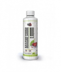 PURE NUTRITION Magnesium Liquid + Vit C / 500 ml.