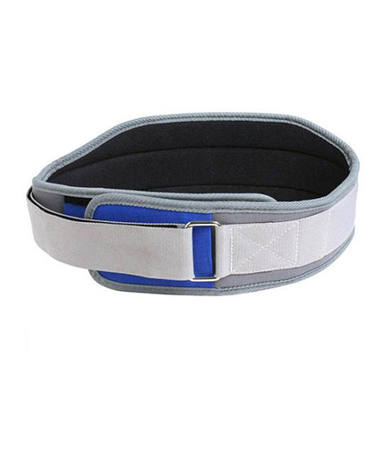HARBINGER HUMANX Core Flex Belt 12.5 cm Grey / Blue