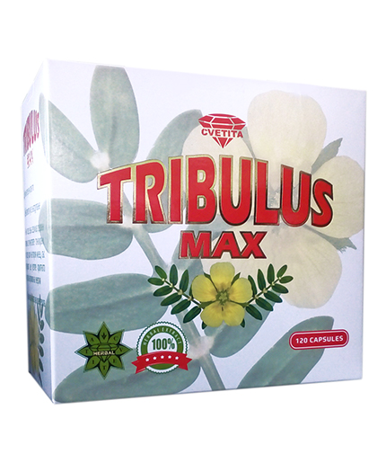 CVETITA HERBAL Tribulus Max / 120 Caps.