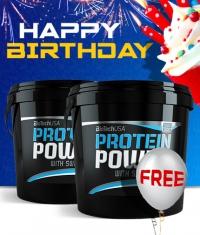 PROMO STACK Protein Power 1+1 /FREE/