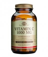 SOLGAR Vitamin C 1000mg. / 100 Vcaps.