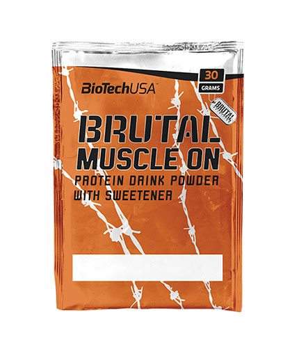 BRUTAL NUTRITION Muscle On