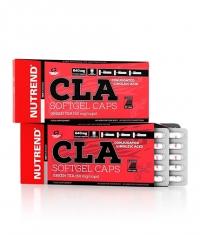 NUTREND CLA Compressed Caps / 60 Soft.
