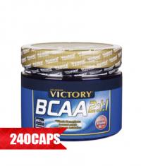 WEIDER BCAA 2:1:1 / 240 Caps.