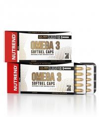 NUTREND Omega 3 / 120 Soft.