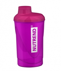 NUTREND Shaker 600ml / Purple