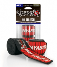 HAYABUSA FIGHTWEAR Premium No-Stretch Handwraps / Black