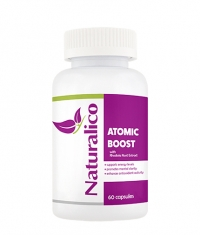 NATURALICO Atomic BOOST / 60 Caps