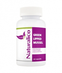 NATURALICO Green Lipped Mussel / 60 Caps