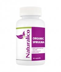 NATURALICO Organic Spirulina / 90 Caps