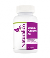 NATURALICO Flax Seed Oil / 90 Soft.