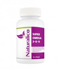 NATURALICO Omega 3-6-9 / 90 Soft.
