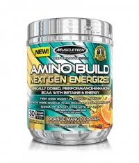 MUSCLETECH Amino Build Next Gen Energized / 30 Serv.