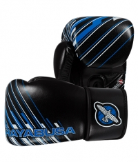 HAYABUSA FIGHTWEAR Ikusa Charged 12oz / Black/Blue