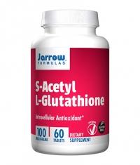 Jarrow Formulas S-Acetyl L-Glutathione 100mg / 60 Caps.