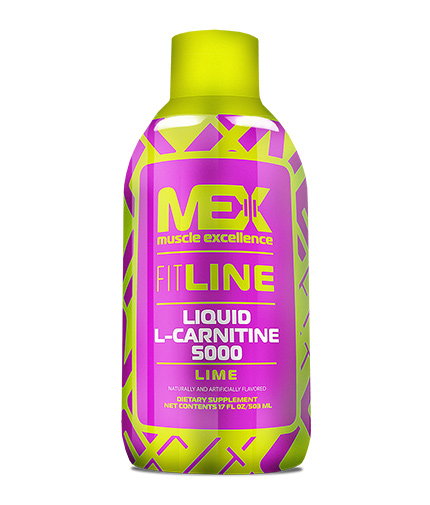 MEX Liquid L-Carnitine 5000 / 500ml.