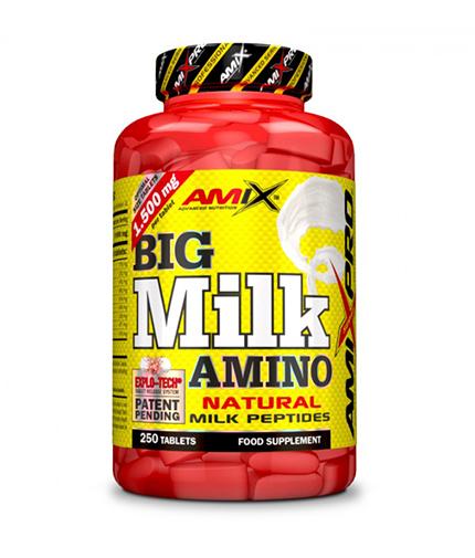 AMIX Big Milk Amino / 250 Tabs.