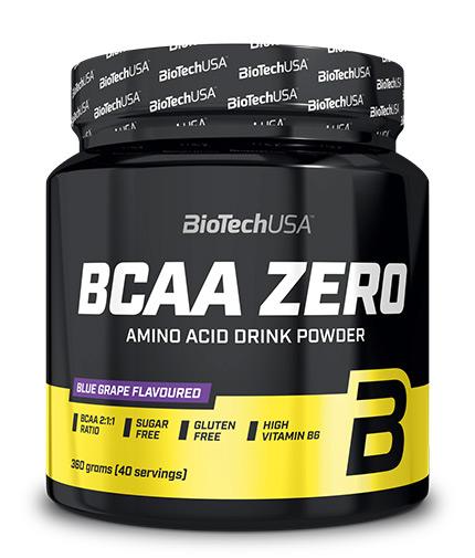 BIOTECH USA BCAA Zero / 40 Serv.