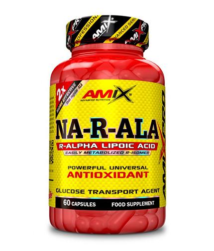 AMIX Na-R-ALA / 60 Caps.