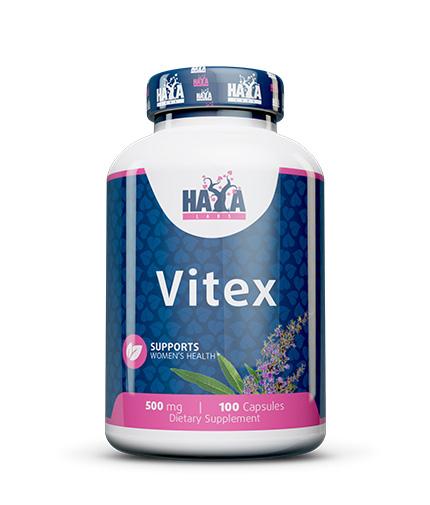 HAYA LABS Vitex Fruit Extract / 100 Caps.