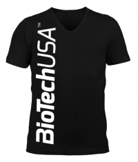 BIOTECH USA T-Shirt / Black