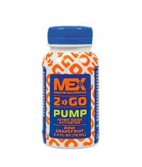 MEX 2GO Pump / 70ml.