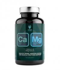 VITAL CONCEPT Calcium & Magnesium / 90 Vcaps.