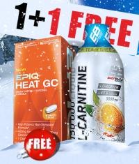 PROMO STACK Winter Burn 1+1 FREE