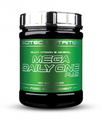 SCITEC Mega Daily One Plus / 120 Caps.