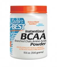 DOCTOR'S BEST Instantized BCAA Powder