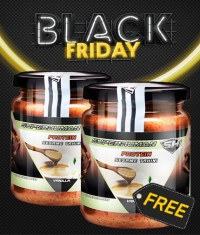 PROMO STACK Black Power 1+1 FREE