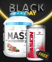 PROMO STACK Black Gains 1+1 FREE