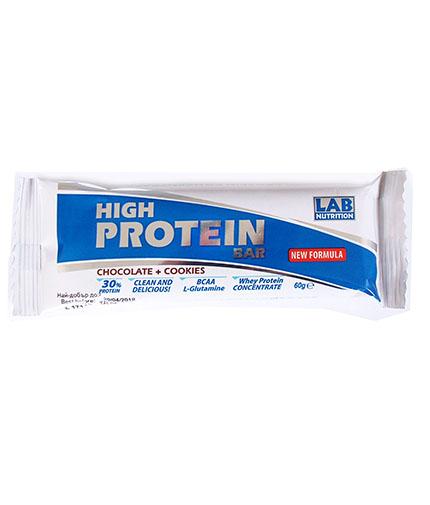LAB NUTRITION High Protein Bar / 60g.