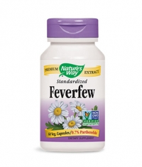 NATURES WAY FeverFew 290mg. / 60 Vcaps.