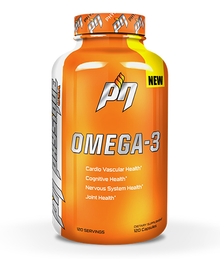 PHYSIQUE NUTRITION Omega-3 / 120 Soft.
