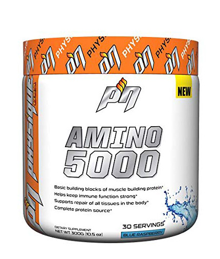 PHYSIQUE NUTRITION Amino 5000 / 30 Serv. 0.300