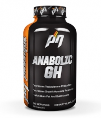 PHYSIQUE NUTRITION Anabolic GH / 90 Caps.