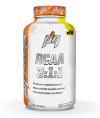 PHYSIQUE NUTRITION BCAA 3:1:1 / 360 Caps.