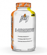 PHYSIQUE NUTRITION L-Arginine 1500mg / 240 Caps.