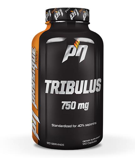 PHYSIQUE NUTRITION Tribulus 750mg. / 120 Caps.