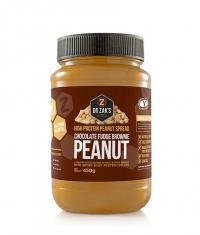 Dr ZAK Peanut Butter / Choco Fudge Brownie
