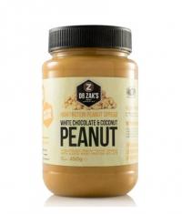 Dr ZAK Peanut Butter / White Choco & Coconut