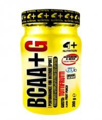 4+ NUTRITION BCAA+G