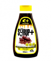 4+ NUTRITION Syrup + / 425ml.