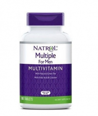 NATROL Multiple For Men Multivitamin / 90 Tabs.