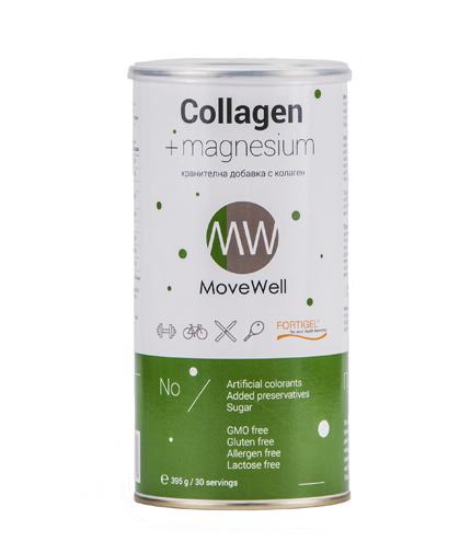 MOVE WELL Collagen + Magnesium / 30 Serv.