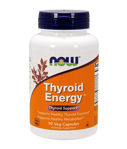 NOW Thyroid Energy ™ 90 VCaps.