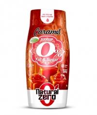 NATURAL ZERO Caramel Syrup