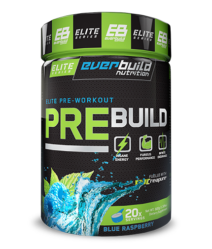 EVERBUILD PRE Build / 20 Serv. 0.600