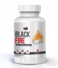 PURE NUTRITION Black Fire 60 Caps.